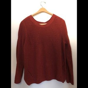 H&M KNITTED SWEATER!!